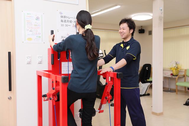 たった数分のトレーニングでも体に変化が